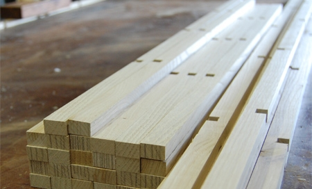 chestnut-lattices