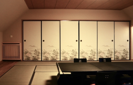 Fusuma for Japanese room