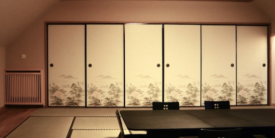 Fusuma for Japanese room